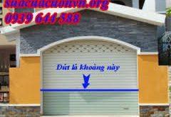 Sửa cửa cuốn quận 4