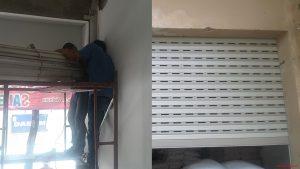 Sửa cửa cuốn quận Ba Đình