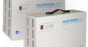 Bình lưu điện cửa cuốn giá rẻ-bình lưu điện austdoor au500
