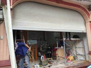 Sửa cửa cuốn quận Long Biên Hà Nội uy tín nhất