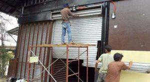 Sửa cửa cuốn quận 2
