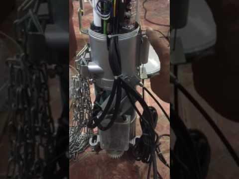 Sửa thay thế link kiện motor cửa cuốn 30'