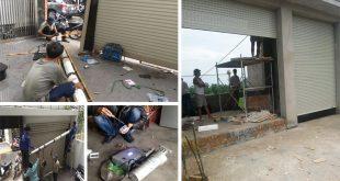 Sửa cửa cuốn đẳng cấp giỏi nhất đất Hà Nội